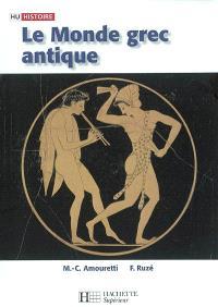 Le monde grec antique : des palais crétois à la conquête romaine