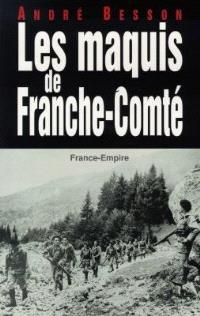 Les maquis de Franche-Comté