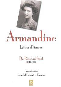 Lettres d'amour : de Binic au front, 1914-1918