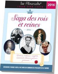 Saga des rois et reines 2016
