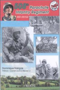 The 508th parachute infantry regiment : red devils