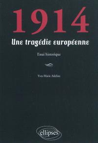 1914 : une tragédie européenne : essai historique