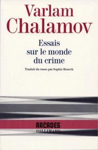 Essais sur le monde du crime