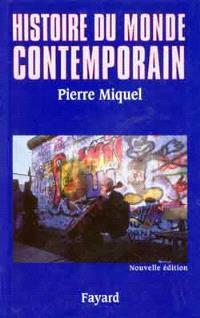 Histoire du monde contemporain : 1945-1999