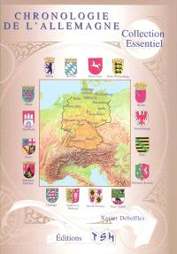 Chronologie de l'Allemagne