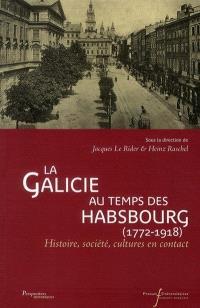 La Galicie au temps des Habsbourg (1772-1918) : histoire, société, cultures en contact