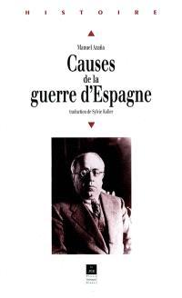 Causes de la guerre d'Espagne