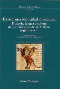 Existe una identidad mozarabe ? : historia, lengua y cultura de los cristianos de al-Andalus (siglos IX-XII)