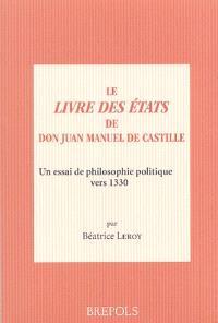 Livre des états du roi Juan Manuel