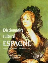 Espagne, dictionnaire culturel : classes préparatoires, universités