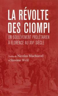 La révolte des Ciompi