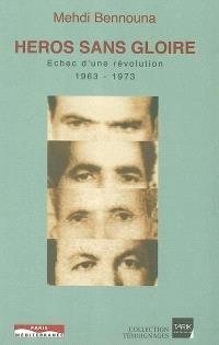 Héros sans gloire : échec d'une révolution, 1963-1973