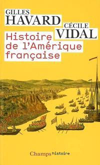 Histoire de l'Amérique française