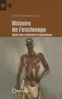 Histoire de l'esclavage dans les colonies françaises : histoire des diasporas