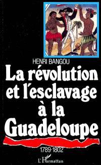 La Révolution et l'esclavage à la Guadeloupe, 1789-1802 : épopée noire et génocide