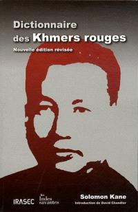 Dictionnaire des Khmers rouges