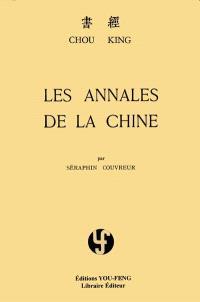 Chou King : les annales de la Chine