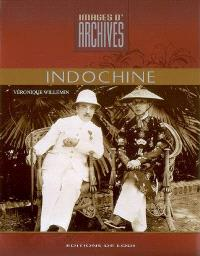 Images d'archives d'Indochine