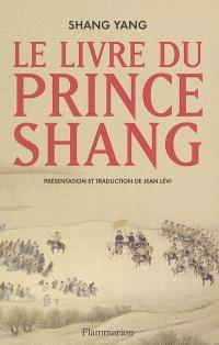 Le livre du prince Shang