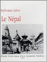 Le Népal : étude historique d'un royaume hindou