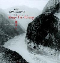 Les canonnières du Yang-Tsé-Kiang