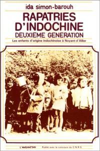 Rapatriés d'Indochine: 2e génération : Les Enfants d'origine indochinoise à Noyant d'Allier