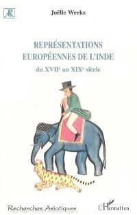 Représentations européennes de l'Inde : du XVIIe au XIXe siècle