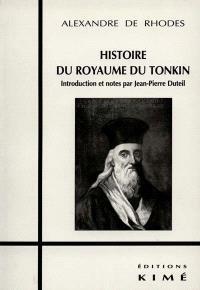 Histoire du royaume du Tonkin