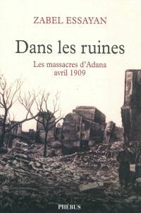 Dans les ruines : document