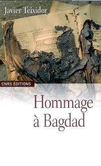 Hommage à Bagdad : traducteurs et lettrés de l'époque abbasside
