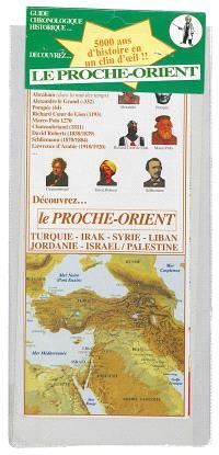 Découvrez le Proche-Orient : Turquie, Irak, Syrie, Liban, Jordanie, Israël-Palestine