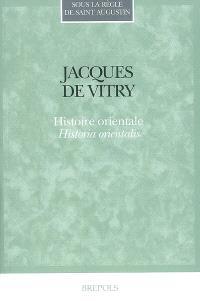 Histoire orientale = Historia orientalis