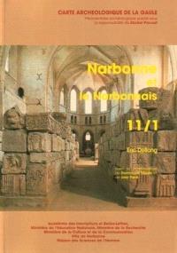 Carte archéologique de la Gaule. Volume 11-1, Narbonne et le Narbonnais