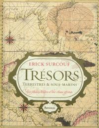 Trésors terrestres & sous-marins : ces fabuleux trésors et leur chasse effrénée