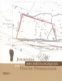 Journées archéologiques de Haute-Normandie : Alizay, 20-22 juin 2014