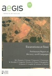 Excavations at Sissi : preliminary report on the 2007-2008 campaigns
