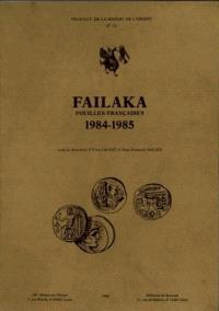 Failaka, fouilles françaises 1984-1985