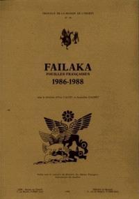 Failaka, fouilles françaises 1986-1988