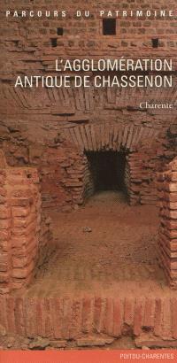 L'agglomération antique de Chassenon