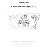 Recherches sur les cultes grecs et l'Occident. Volume 3, Il Tempio di Afrodite di Akrai