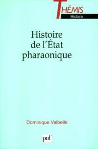 Histoire de l'Etat pharaonique