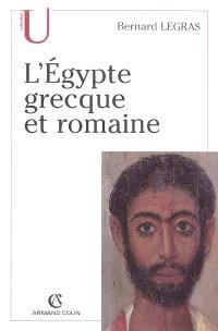 L'Egypte grecque et romaine