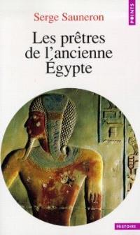 Les prêtres de l'ancienne Egypte