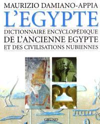 Dictionnaire encyclopédique de l'ancienne Egypte et des civilisations nubiennes