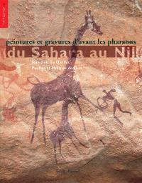 Du Sahara au Nil : peintures et gravures d'avant l'Egypte