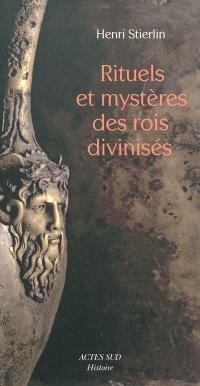 Rituels et mystères des rois divinisés : créations méconnues de l'architecture hellénistique et républicaine