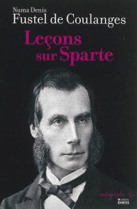 Leçons sur Sparte