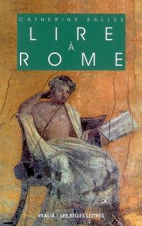 Lire à Rome