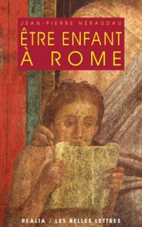 Etre enfant à Rome
