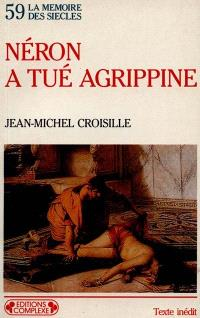 59, Néron tue Agrippine